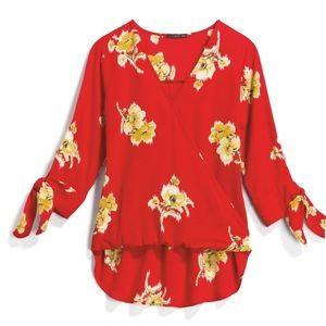 NWOT West Kei blouse